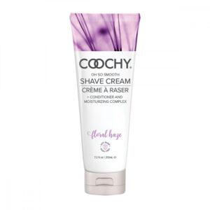 Coochy Shave Cream 7.2oz - Floral Haze at Belle Lacet Lingerie