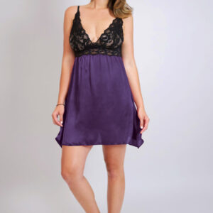 DANA Chemise by Linda Hartman Intimates at Belle Lacet Lingerie