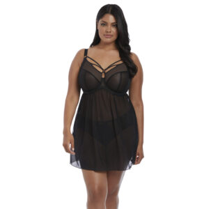 Sachi Babydoll from Elomi at Belle Lacet Lingerie