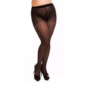 Satin 20 Tights by Glamory at Belle Lacet Lingerie