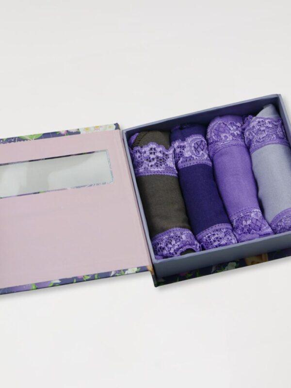 Cotton Maternity Brief Bundle by Cake at Belle Lacet Lingerie