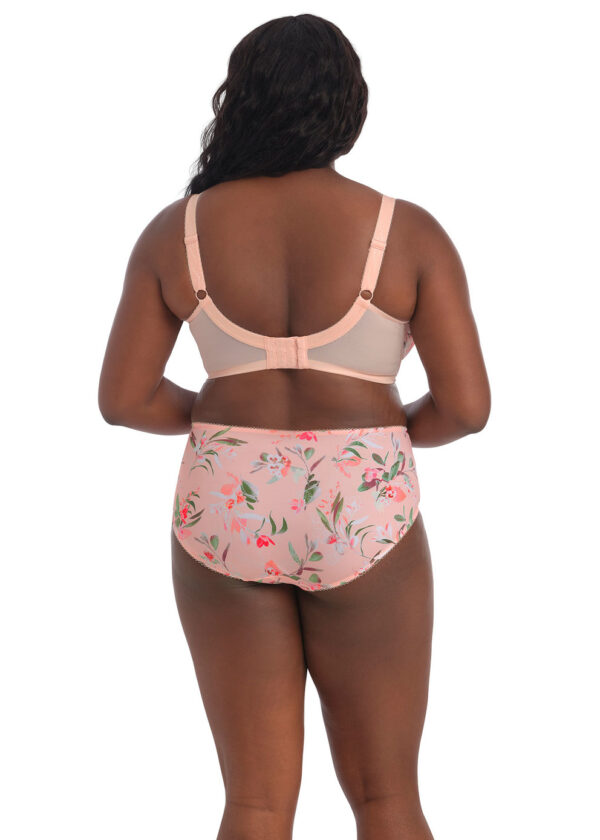 KAYLA Banded Bra by Goddess in Peach Melba at Belle Lacet Lingerie.