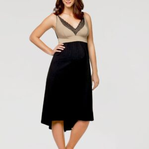 MACAROON Nursing Chemise from Cake Maternity at Belle Lacet Lingerie.
